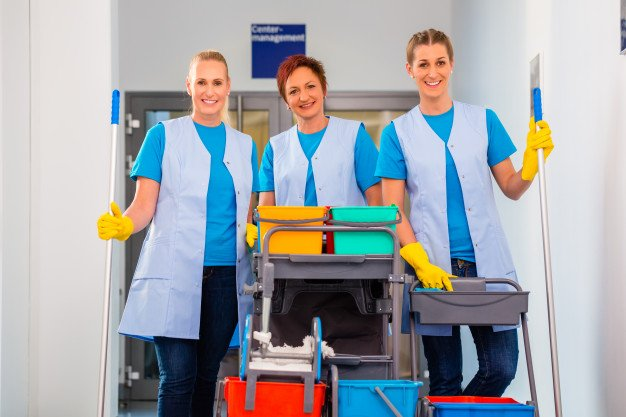 How To Choose a Commercial Cleaning Service?